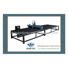 JK-2040P cnc plasma cutting machine for metal sheet cuttting