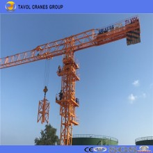 5610 Flat Top Tower Crane 6ton Crane Towers Construction Equipment