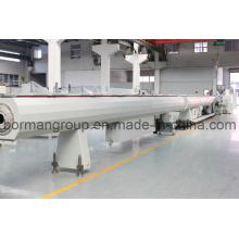 Chaîne de production de tube de HDPE