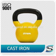 Kettlebell personalizado de hierro fundido para la venta por mayor