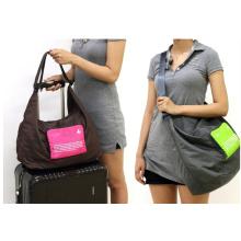 Bolsa cruzada plegable para equipaje