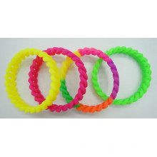 2016 Fashionable and Popular Chain Silicon Bracelet