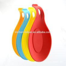 Altamente Congratulou-se Top Vendendo Food Grade Silicone Rubber Spoon Restante