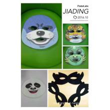 folha de máscara de olho sob folha de máscara de olho folha de máscara de olho de spunlace
