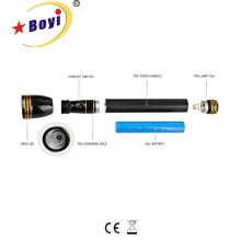Antorcha recargable del CREE LED del poder más elevado 3W