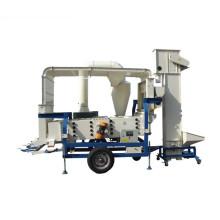 Maquinaria de procesamiento de semillas de arroz de sésamo y cilantro (maquinaria agrícola)