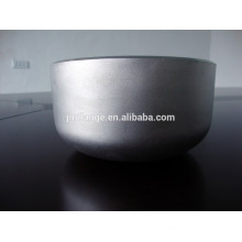 ASTM Black Oil Coated Seamless cap