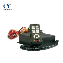 Police Horn 8 Tones Electronic Alarm Siren Amplifier