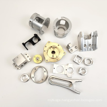 Custom Stainless Steel Aluminum Plastic Small Metal 5 Axis Cnc Machining Parts