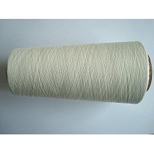 Polyester Viscose Blenched Yarn - Raw White Ne30s/1