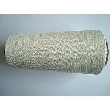 Polyester Viscose Blenched Yarn - Raw White Ne30s/1