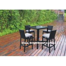 Muebles de exterior - Taburete de bar - Mesa de bar y silla (BG-N010)