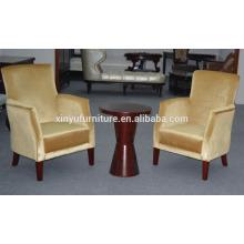 New design hotel reception armchair XYN2530
