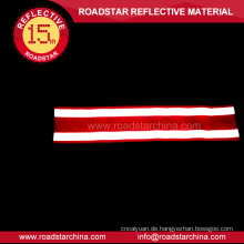 Heißer Verkauf Polyester elastische reflektierende Armbinde