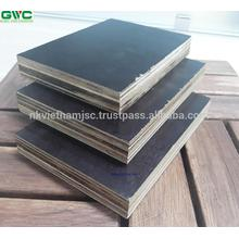 18mm Black Film Faced Plywood/Shuttering Board
