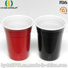 Wholesale Disposable American Party Red Solo Cup, Double-Color Solo Cup