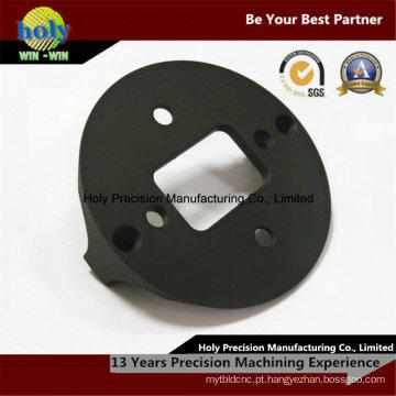 Peças fazendo à máquina do CNC do alumínio do costume 6061 do moinho da volta do CNC