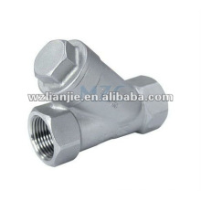 CF8/SS304 Y-type Stainless Steel Check Valve