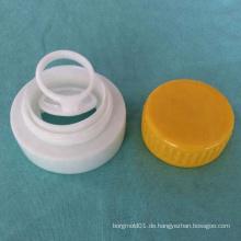 kunststoff spritzöl flasche kappenform / hochwertige kunststoff spritzöl flasche kappe form / form