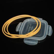 Гибкие силиконовые уплотнительные кольца для коробки для завтрака