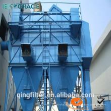 Système de collecte de poussière / machine de collecteur de poussière cyclone industrielle