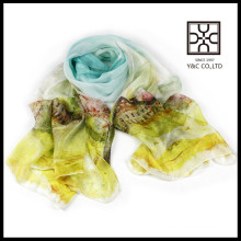 Echarpe en soie chinoise