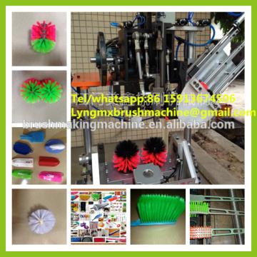 máquina de fabricación de cepillos de baño