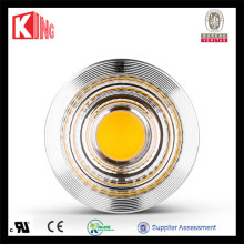 Base MR5 do projector MR16 do diodo emissor de luz MR16 de 4W 5W 6W Dimmable MR16