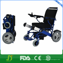 Small Portable Power Wheelchair