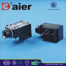 Daier Fabricante EJ6504-04 6.35mm Micrófono Jack