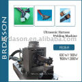 Ultrasonic welding machine for harness