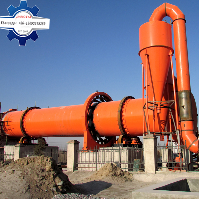 Coal Dryer Machine