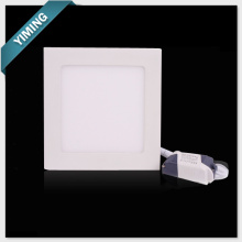12W Square Ultrathin LED Panel Light