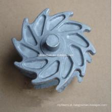 China Oem liga de alumínio Bomba Body End Cap Peças de fundição de zinco, de alta qualidade Alumínio liga Bomba Corpo Cap, Oem Zinco Die Cast