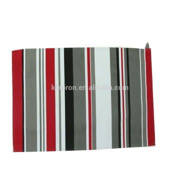 standard kitchen tea towel size