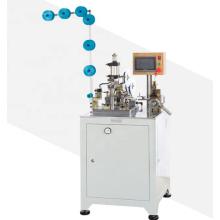 Автоматическая машина для запайки нейлоновой пленки на молнии