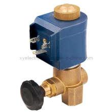 Válvula de vapor de solenoide para planchar la máquina (DL-6E)