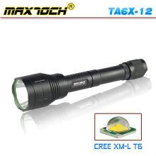 Maxtoch TA6X-12 CREE T6 Camping 18650 antorcha