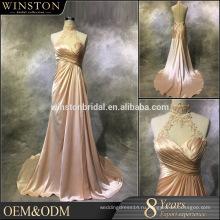 Передний поставщика Гуанчжоу короткие и длинные назад платья невесты