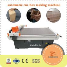Machine de fabrication de boîtes en carton ondulé automatique