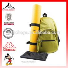 Yoga Sling Backpack impermeável Crossbody Bag Gym Viagem Biking para mulheres, homens