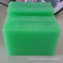 Good Quality Green PP Polypropylene Plastic Sheet / Board