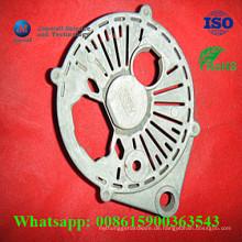 Benutzerdefinierte Aluminium hohlen Legierung Pump Shell Motor Shell