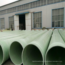 Hydraulic fiberglass reinforced epoxy GRP/FRP line pipe and plant piping
