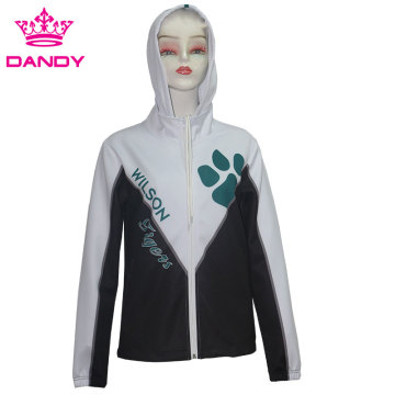 Custom dye sublimation jeugd hoodies