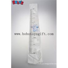 "39"" Customized Plush Printing Logo Growth Chart Kids Stuffed Height Measurement"