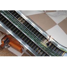 Auto Start Commercial Outdoor Indoor Passenger Step Escalator