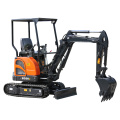 2000kg mini Crawler Excavator