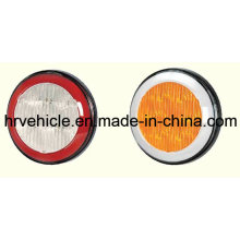 Round Shape LEDs Stop Turn Tail Lamp