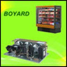 Unidade de condensação para câmaras frigoríficas, arrefecimento, chiller, vitrina